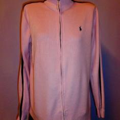 Pulover/ jerseu Polo by Ralph Lauren, 100% original - Pulover dama Ralph Lauren, Marime: L, Culoare: Roz, Bumbac