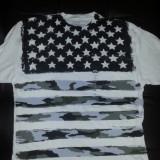 Oferta Promotionala   Tricou Ecko Steag - Nou cu eticheta- 100% Original, Import USA - Tricou barbati