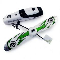 FlyTech Lightstar verde - Masinuta de jucarie WowWee