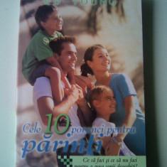 Cele 10 porunci pentru parinti (ce sa faci si ce sa nu faci pentru a avea copii deosebiti) - ED YOUNG   (posib. expediere de la 3 lei sau gratuit)