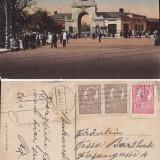 Bucuresti - Piata Bibescu, Circulata, Printata