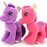 Jucarie Plus Fetite Ponei Unicorn Plus 50 Cm