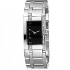 Ceas de dama ESPRIT original Silver Black Houston - Ceas dama Esprit, Casual