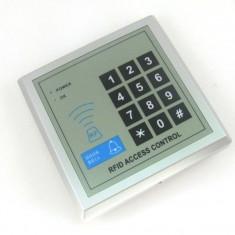 Comutator - Rfid remote acces control usa poarta garaj intrare casa cartela tag card parola