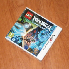 Jocuri Nintendo 3DS, Actiune - Joc Nintendo 3DS - LEGO Ninjago Nindroids, nou, sigilat