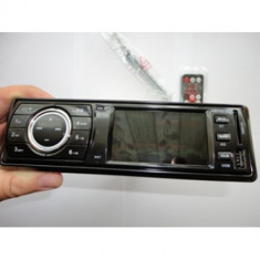 CD Player MP3 auto - Radio auto cu mp3, slot Usb, sd/mmc card reader cu telecomanda ARTECH