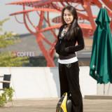 scooter monociclu cu autoechilibru scuter