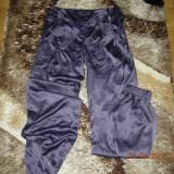 Pantalon matase - Pantaloni dama, Marime: S, Culoare: Din imagine
