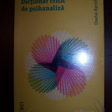 Carte Psihologie - DICTIONAR CRITIC DE PSIHANALIZA - Charles Rycroft (2013)