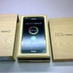 Telefon mobil Samsung Galaxy Note 3, Negru, 32GB, Neblocat, 2G & 3G & 4G - Vand Samsung Note 3
