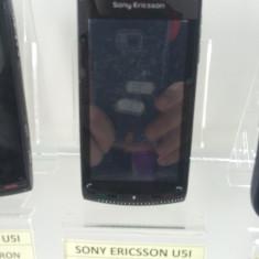 Telefon mobil Sony Ericsson, Negru, Nu se aplica, Neblocat, Fara procesor, Nu se aplica - Sony Ericsson u51 /Liber de retea (LAG)