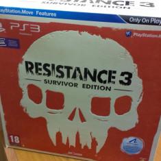 Resistance 3 survivor edition (PS3) (ALVio) + sute de Jocuri PS3 Ea Games (VAND / SCHIMB), Shooting, 18+
