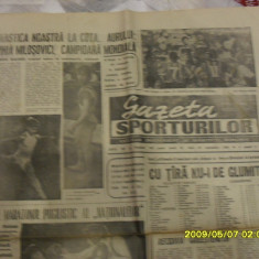 Ziar Gazeta Sporturilor