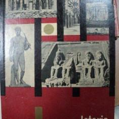 ISTORIA ARTELOR PLASTICE de CONSTANTIN SUTER, 1967 - Carte Istoria artei