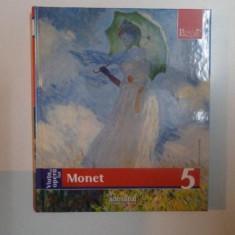 VIATA SI OPERA LUI MONET, 2009 - Carte Istoria artei