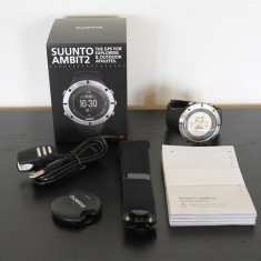 Ceas Suunto Ambit2 Sapphire (Heart Rate Belt) - Ceas barbatesc, Mecanic-Manual