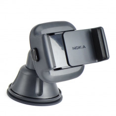 Suport auto / Car holder Nokia CR-114, pt. smartphone, putin folosit (ca nou), Universala