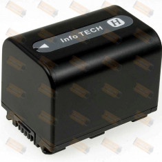 Acumulator compatibil Sony HDR-UX3E 1500mAh - Baterie Camera Video