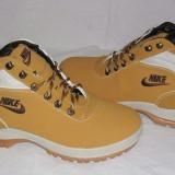 Bocanci barbati - Bocanci Ghete Nike Mandara Camel