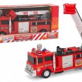 Masina de pompieri cu sunete si lumini