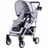 Carucior copii 2 in 1 Caretero - Carucior Sport Sonata Grey
