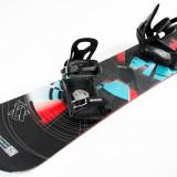 Placa Snowboard Volkl RentalRocker 2015 160w + Legaturi Salomon SpeedFit MLXL