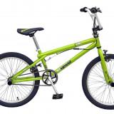 Bicicleta copii BMX Dhs Jumper DHS 2005-1V 2015 20'-Negru-Verde - OLN-ONL8-215200500 Negru-Verde