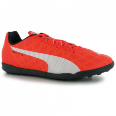 Ghete fotbal Puma EvoSpeed 5.4 Mens TT Football Trainers marimea 40.5, Culoare: Orange, Barbati, Teren sintetic: 1