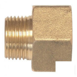 Termice - Niplu - mufa din bronz 3/4 - 1 inch