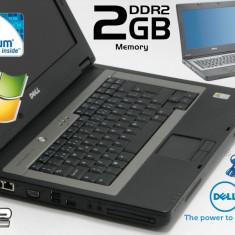 LAPTOP DELL 120L M 740 1.73 GHz HDD 40GB 2GB DDR2 DVD ROM WI-FI GARANTIE 6 LUNI, Intel Pentium M, 1501- 2000Mhz, Sub 15 inch, Sub 80 GB