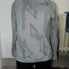 Bluza dama, femei, pulover dama, Eight for Nine, M-L. COMANDA MINIMA 30 LEI!, Maneca lunga, Casual, Bumbac