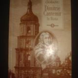 STEFAN CIOBANU - DIMITRIE CANTEMIR IN RUSIA - Istorie