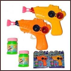Pistol cu baloane de sapun - Pistol de jucarie
