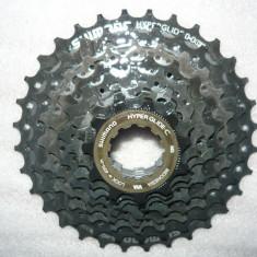 Piese Biciclete Shimano, Pinioane filet/caseta - Shimano hyperglide hg cs-hg31-8