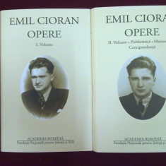 Carte veche - Emil Cioran - Opere - 434274
