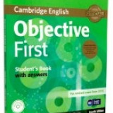 Objective First 4th Ed Student's Book Pack 2015 (Student's Book with answers with CD-ROM and Class Audio CDs(2)) - Certificare
