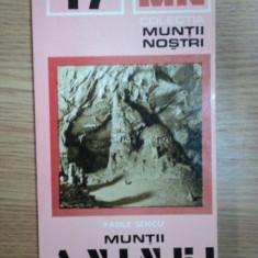MUNTII NOSTRI NR. 17 : MUNTII ANINEI - Carte Geografie