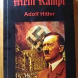 """""""MEIN KAMPF"""" in limba romana ambele volume-varianta necenzurata-cartea este noua - Istorie"""