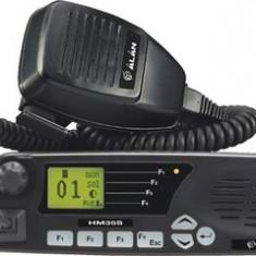 Resigilat - Statie radio VHF Midland Alan HM135S cu 5 tonuri pt TAXI, 135 - 174 Mhz Cod G1022