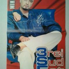 Afis - Poster Mihai (3rei SUd Est) Daft Punk / Bravo