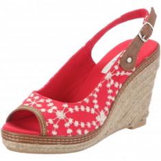 GDY71-3 Sandale de vara cu platforma - Sandale dama Tom Tailor