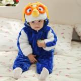 CLD42-4 Costum tematic pinguin pentru copii - Costum copii