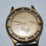 Ceas de mana barbatesc marca EXACTUS foarte vechi mecanic