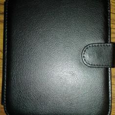 Husa nook simple touch negru, neagra cu prindere magnetica, noua