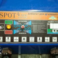 Aparat de sudura - Aparat tras tabla tinichigerie auto 4000A Car Spotter. Sudura in punct