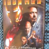 IRON MAN (1 DVD FILM - ORIGINAL - CA NOU!!!) - Film SF, Engleza