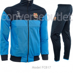 Trening barbati - Trening NIKE - FC BARCELONA - Bluza si pantaloni conici - LIVRARE GRATUITA -