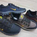 Ghete/Adidasi NIKE - Adidasi barbati Nike, Marime: 43, Culoare: Crem, Maro