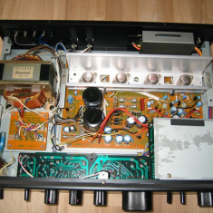 SANSUI AU-217 MK2 AUDIOFIL IN STARE PERFECTA ORIGINALA - Amplificator audio Sansui, 41-80W
