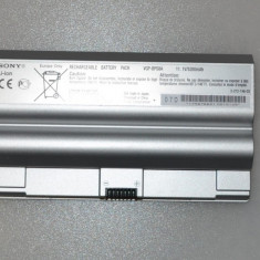 Baterie Sony Vaio VGP-BPS8 PCG-394L VGP-BPS8A VGP-BPS8B VGN-FZ20 VGN-FZ25 - Baterie laptop Sony, 6 celule, 5200 mAh